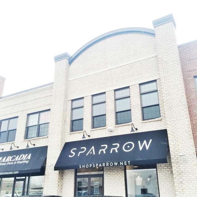 Sparrow Boutique, Muskegon, Mi