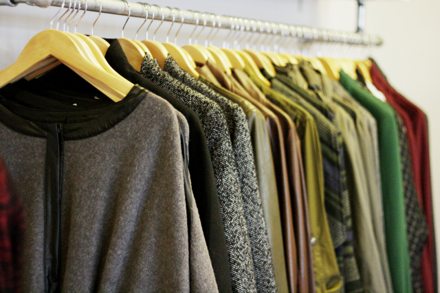 Sparrow Boutique Fall and Winter Clothes