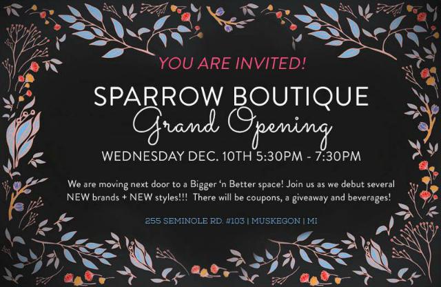 sparrowopening