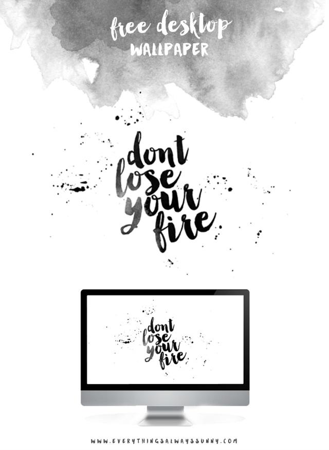 desktopdontloseyourfire