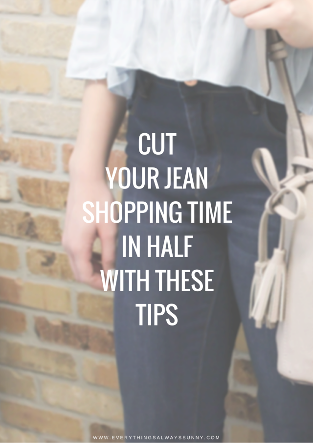 Cut your Shopping time in half by using these tips