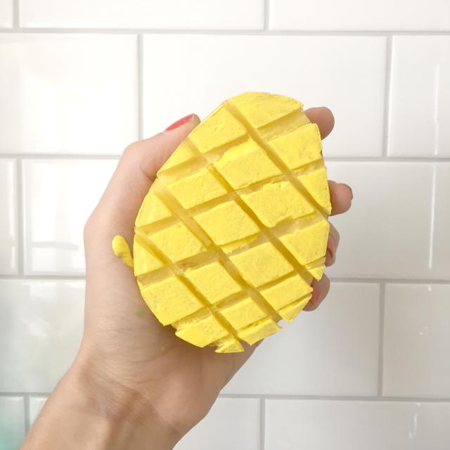 pineapple napkins